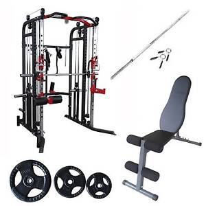 New F30 PRO Package Deal, Strength Pack, Home Gym Setup Malaga Swan Area Preview