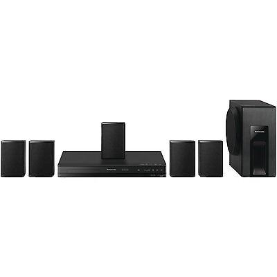 Panasonic SC-XH105 400W 5.1-Channel Home Theater System w/ DVD 1080p upcoversion segunda mano  Embacar hacia Mexico