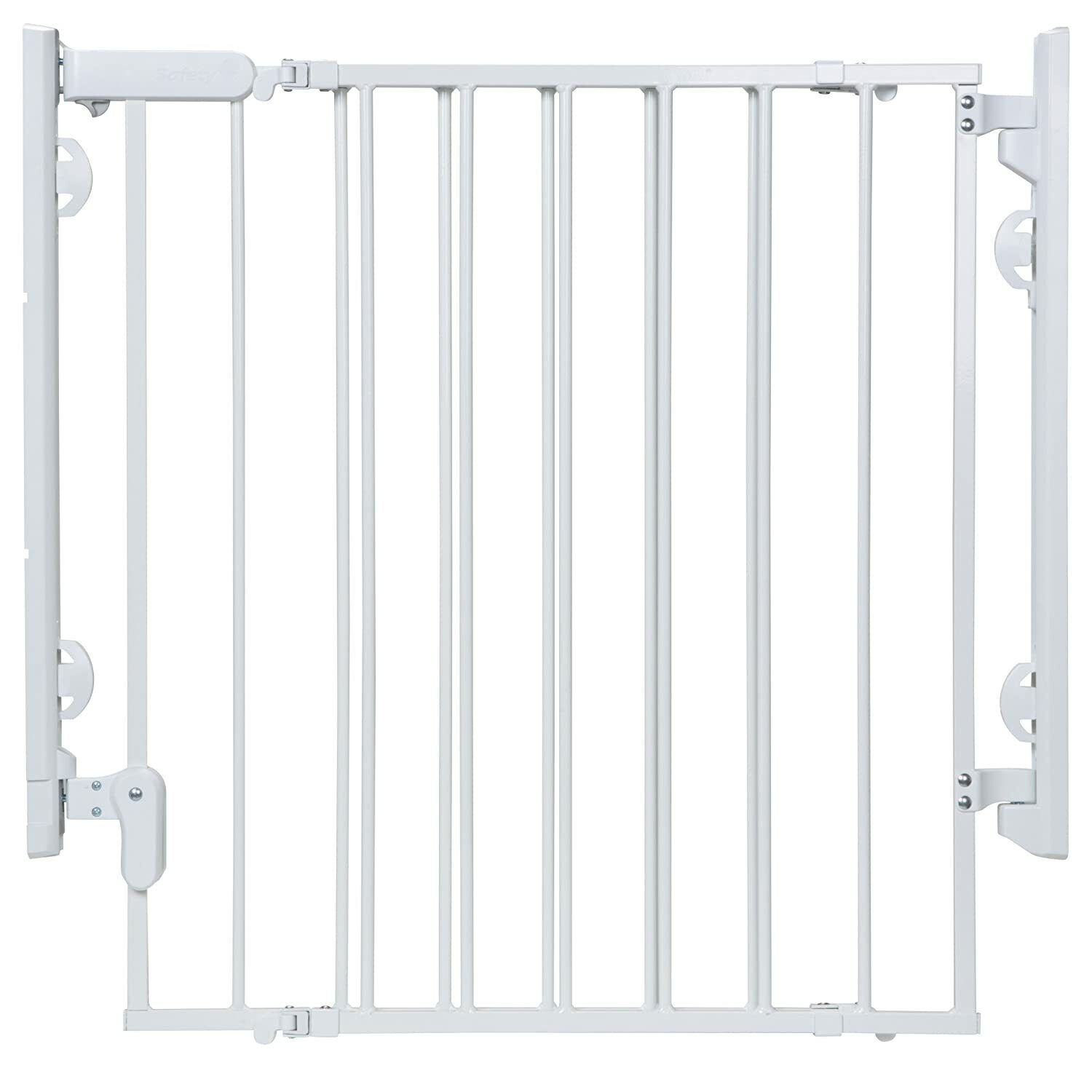 Safety 1st Ready to Install Everywhere Gate - White