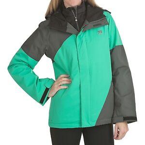 Reduced Womens Spyder Charge Snow Jacket - Itm New Womens Ski Snowboard Dc Shoes Fuze 13 Jacket Spyder  350992418565