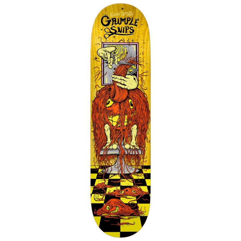 "Anti Hero Skateboard Deck Evan Gimple Snips 8.25"" x 32"" Assorted Colors"