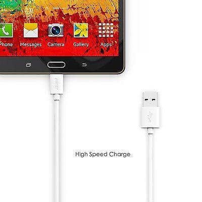 Aukey weisse CB-D11 3,2m  Micro USB Kabel Ladekabel Datenkabel von Aukey