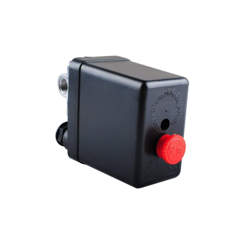 Central Pneumatic Air Compressor Pressure Switch Control Val