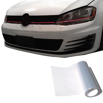 Folie Auto Wrap Klar Transparent 20 x 30cm 64€/m² Premium Lackschutz Steinschlag