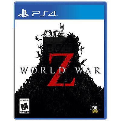 World War Z PS4 [Factory Refurbished]