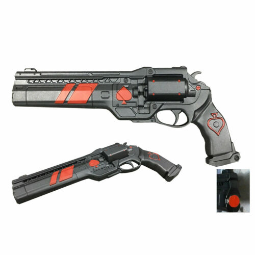Foam Ace of Spades Hand Cannon Cosplay Costume 1:1 Scale Replica Xmas Halloween
