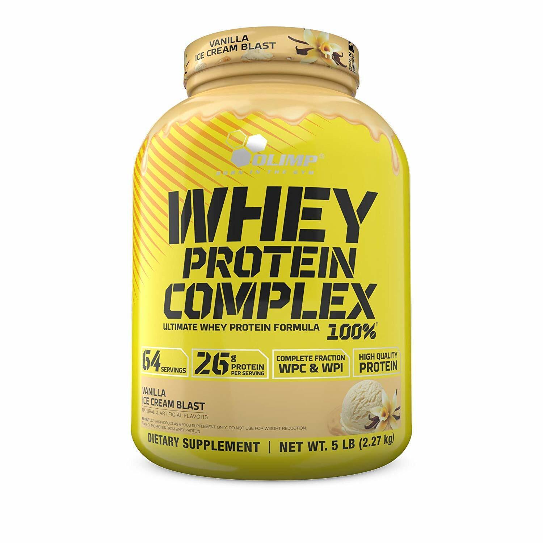 Whey Protein Complex - Vanilla Ice Cream Blast  by Olimp Spo