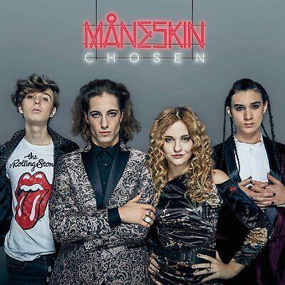 MANESKIN CHOSEN EP 12