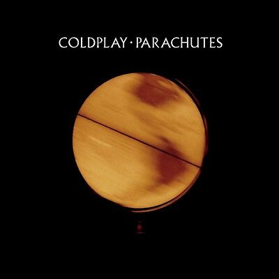 COLDPLAY PARACHUTES VINYL ALBUM