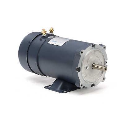 Leeson Electric Motor 108322.00 1 Hp 1800 Rpm 12 Volt Vdc Dc 56c Frame