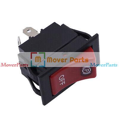 Parking Brake Switch 6676536 For Bobcat Skid Steer 753 763 773 863 864 873 963