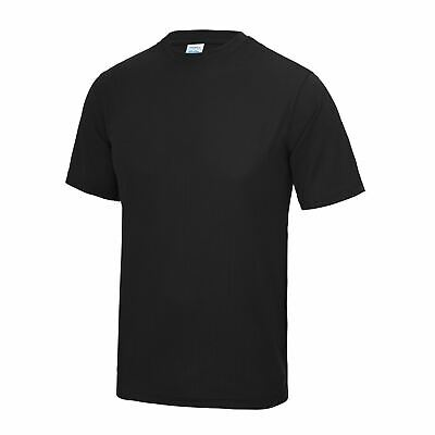 AWDis Just Cool Men's Performance Wicking Breathable T-Shirt Top JC001