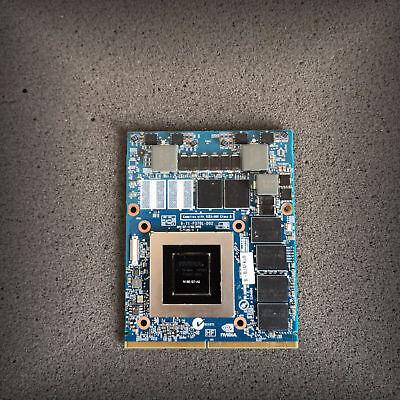 NVIDIA GTX 870M 3GB MXM 3.0B für MSI GT60 GT70 Medion Erazor Notebooks UPGRADE