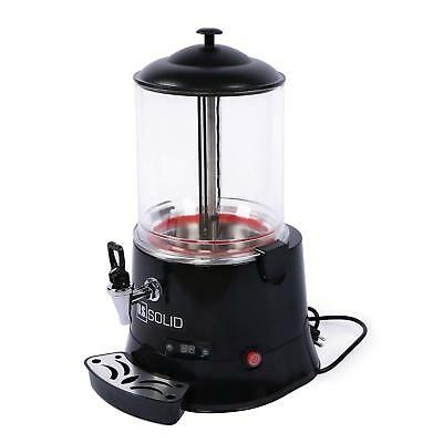 Hot Chocolate Maker Commercial Hot Beverage Dispenser Machine 10l By U.s. Solid