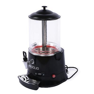 Hot Chocolate Maker Commercial Hot Beverage Dispenser Machine 10l By U.s. Solid