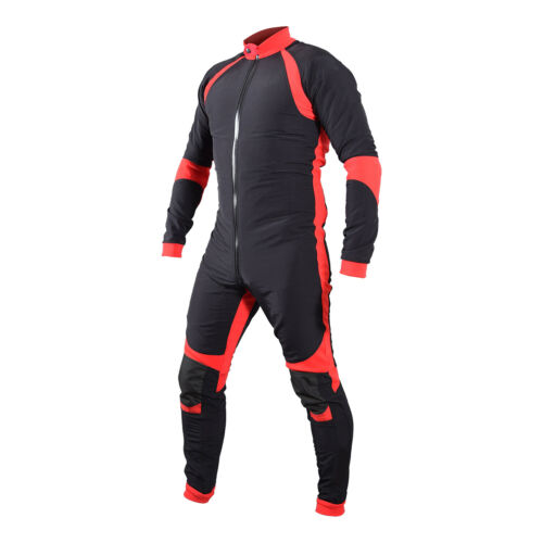 Skydiving Jumpsuit Red and Black / Unique product