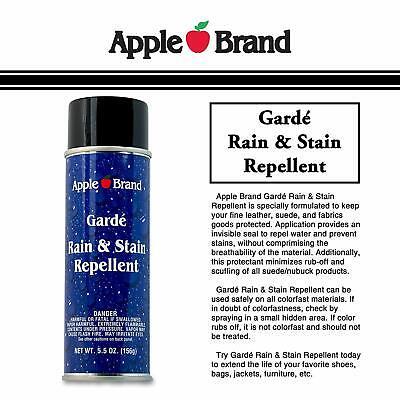 Apple Brand Garde Rain Stain Water Repellent Conditioner, Cl