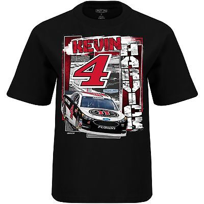 2018 Kevin Harvick  4 Youth Jimmy Johns Front Runner Black Cotton Tee Shirt