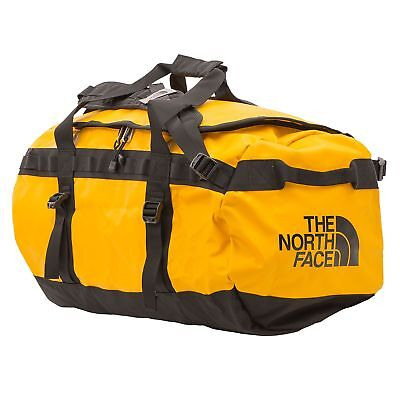 BRAND NEW! The North Face Base Camp Duffel Summit Gold Medium Sz 18 Gallon