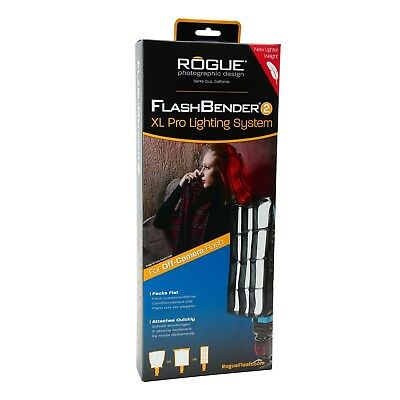 Rogue Flash Bender Pro Reflector XL Pro Lighting System