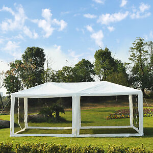 10-x-20ft-Canopy-Gazebo-Party-Tent-sun-shelter-Easy-Set-w-Mesh-Mosquito-Netting
