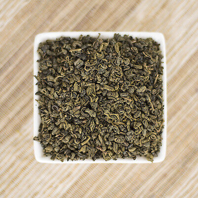 Gunpowder Green Tea Organic China premium - loose leaf or tea bags - choose qty
