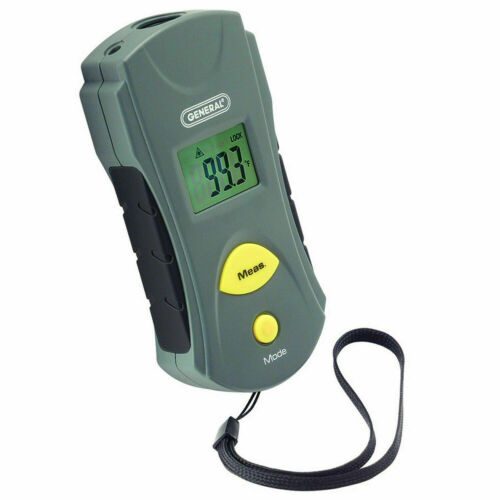 General Tools 6:1 Infrared Thermometer IRT102 NEW