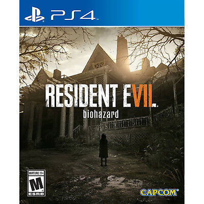 Resident Evil: biohazard PS4 [Brand New]