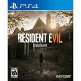 Resident Evil: biohazard VR PS4 [Brand New]