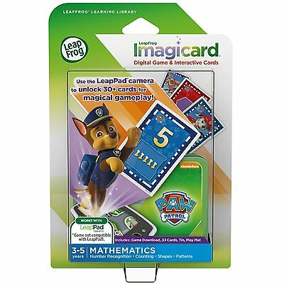 Leapfrog juguetes buyitmarketplace leapfrog software game paw patrol play cards gumiabroncs Image collections