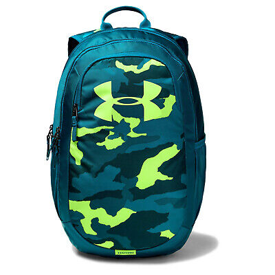 Under Armour Scrimmage 2.0 Backpack 454.Tealrush/Camo OS (1342652)