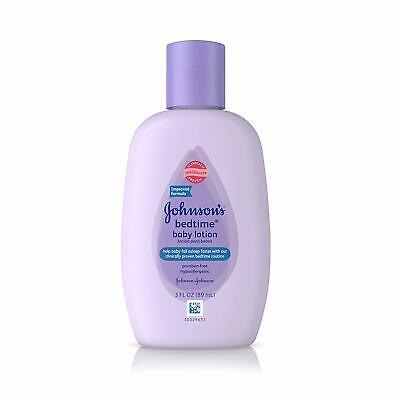 NEW Johnson's Bedtime Baby Lotion 3 Ounces ()
