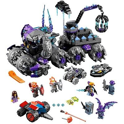 LEGO Nexo Knights Jestro's Headquarters 70352 Complete In Bags