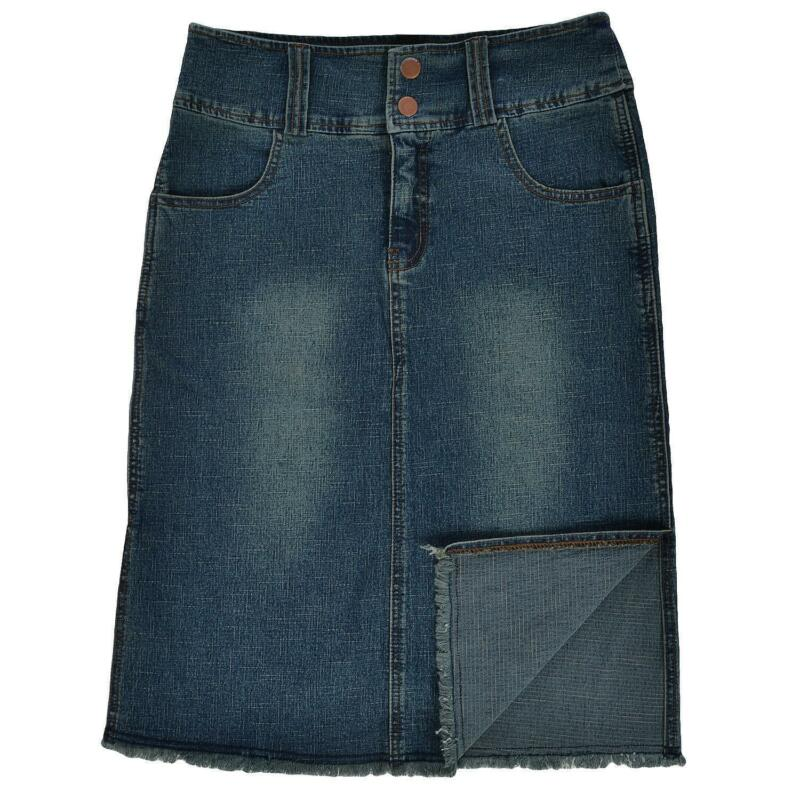 denim skirt size 12 ebay