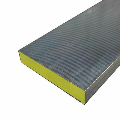 A2 Tool Steel Decarb Free Flat 12 X 2 X 5