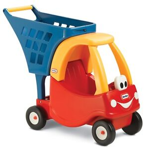 BNIB cozy coupe grocery cart