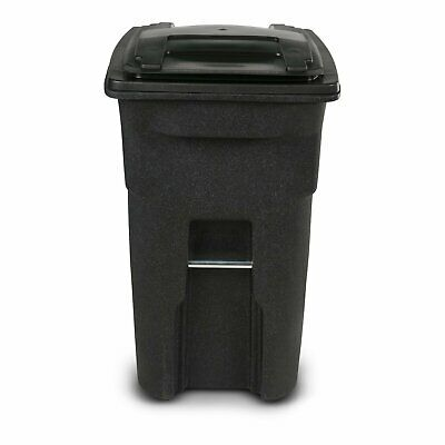 Toter 2 Wheel Trash Can