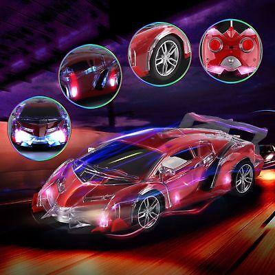 Remote Control Race Car, Light Up Toys