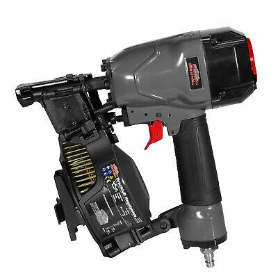 Mauk Druckluftnagler CN45C Dachpappenagler Nagelgerät Coil Nailer Pistole