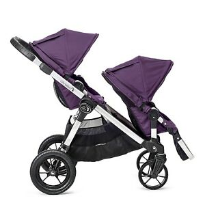 Poussette double City Select Baby Jogger Stroller