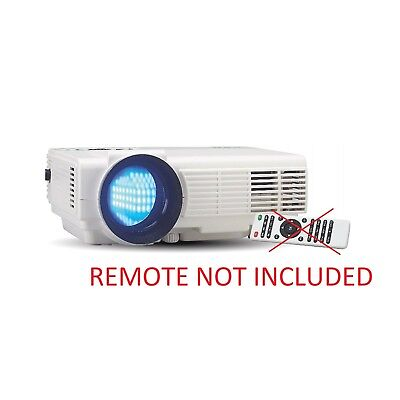 """RCA 2000 Lumens Home Theater Projector - 150"""" (RPJ116) - MISSING REMOTE™"""