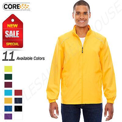 Ash City Lightweight Vest (Ash City Core 365 Mens Unlined Lightweight Jacket Lower Left Pocket)
