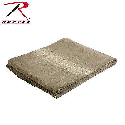 Rothco 10244 European Surplus Style Blanket - Brown