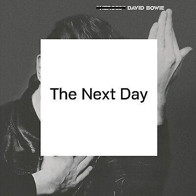 DAVID BOWIE - THE NEXT DAY  2 VINYL LP + CD  INTERNATIONAL POP  NEU