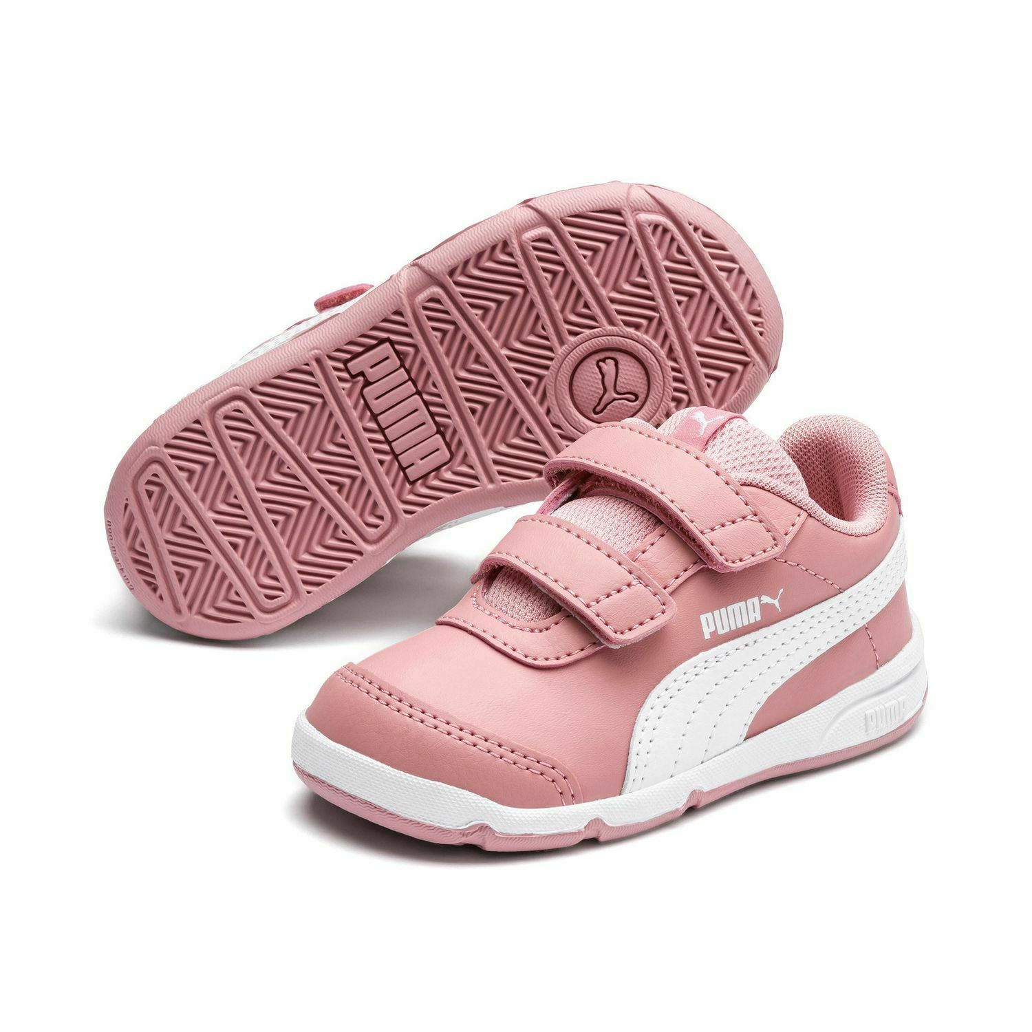 Puma Stepfleex 2 Sl Ve Inf Children Baby Shoes Trainers 192523 Pink