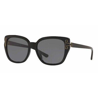 Tory Burch TY7134U -13718156 Acetate Sunglasses Black Frame Black (Tory Burch Mens)