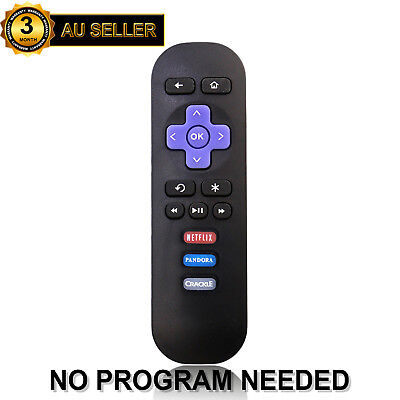 NEW Replaced Remote Control for Roku Streaming Player Roku 1 2 3 4 LT HD XD XS