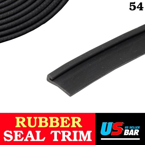 Car Parts - 12Feet Rubber Seal Edge Trim Strip Door Window Guard Protect Molding All Weather