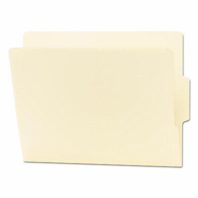 Smead Folders 13 Cut Center Position Reinforced End Tab Letter Manila 100box