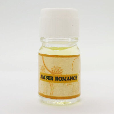 Amber Refresher Oil - Aroma Oil AMBER ROMANCE Refresh compound from natural sources  Air Fresh Home